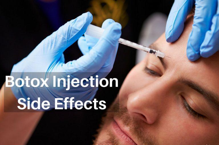 Side Effects Of Botox